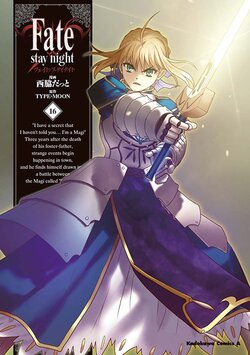 Fate/stay night(16)