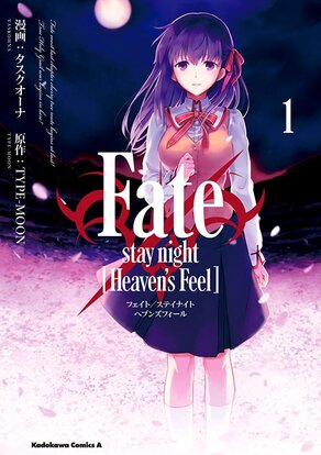 Fate/stay night [Heaven's Feel](1)