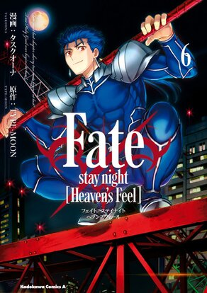 Fate/stay night[Heaven's Feel](6)